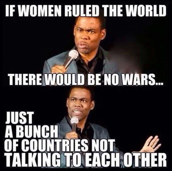 funny-Chris-Rock-joke-women-ruled-war